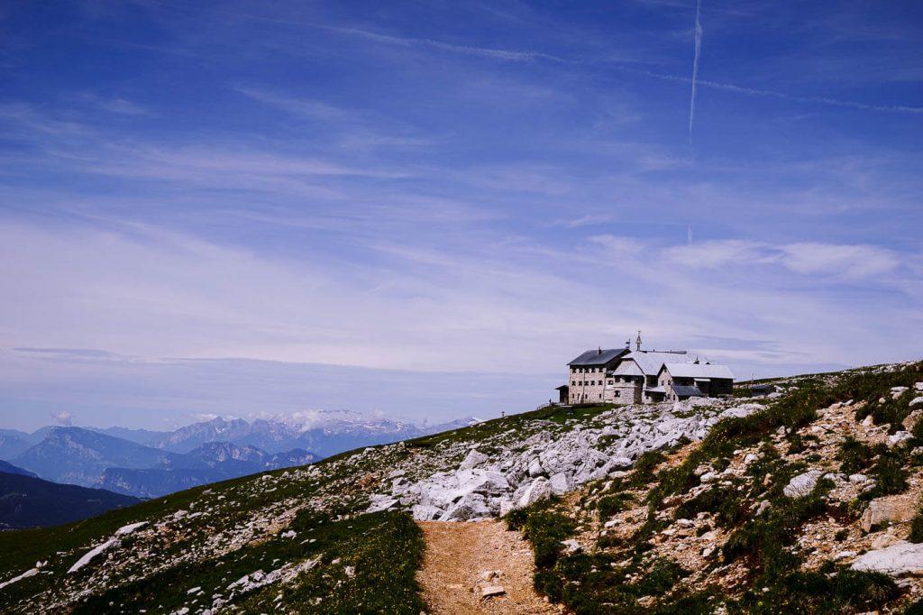 Rifugio Bolzano/Schlernhaus, Dolomites