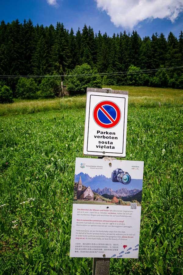 Santa Maddalena Rules, Val di Funes, Dolomites