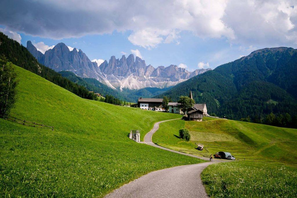 Santa Maddalena, Val di Funes, Dolomites