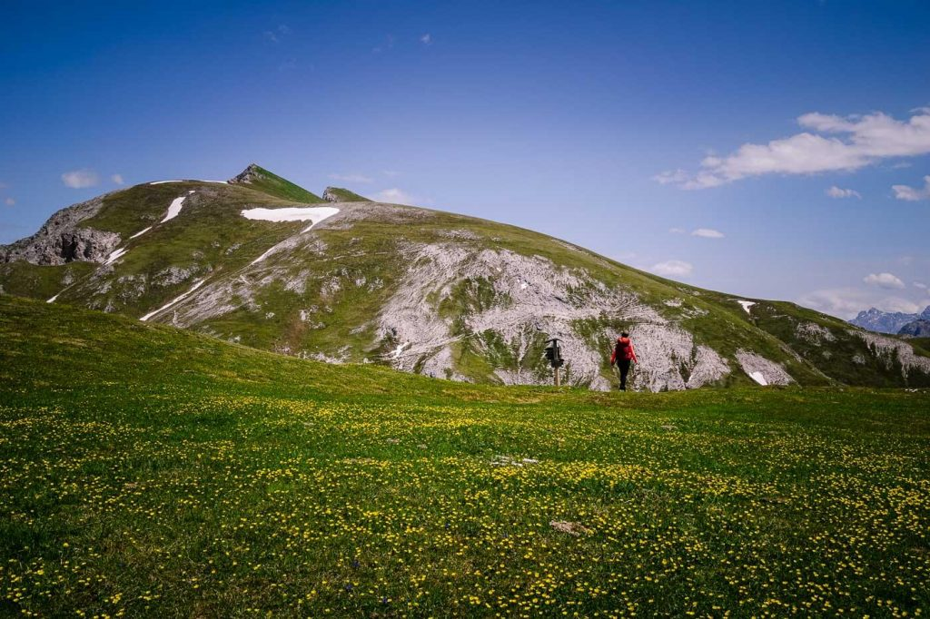 Trail 6, Prags Dolomites
