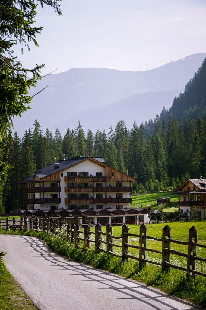Hotel Dolomitenhof, Fischleintal, Sexten Dolomites