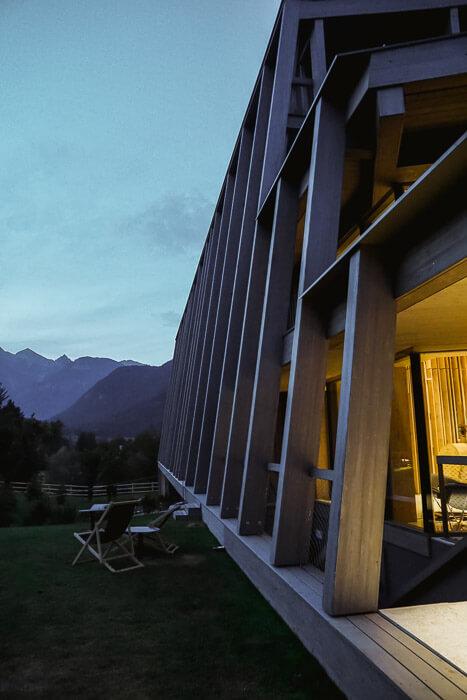 Hotel Bohinj Sunset, Ribčev Laz, Lake Bohinj, Slovenia