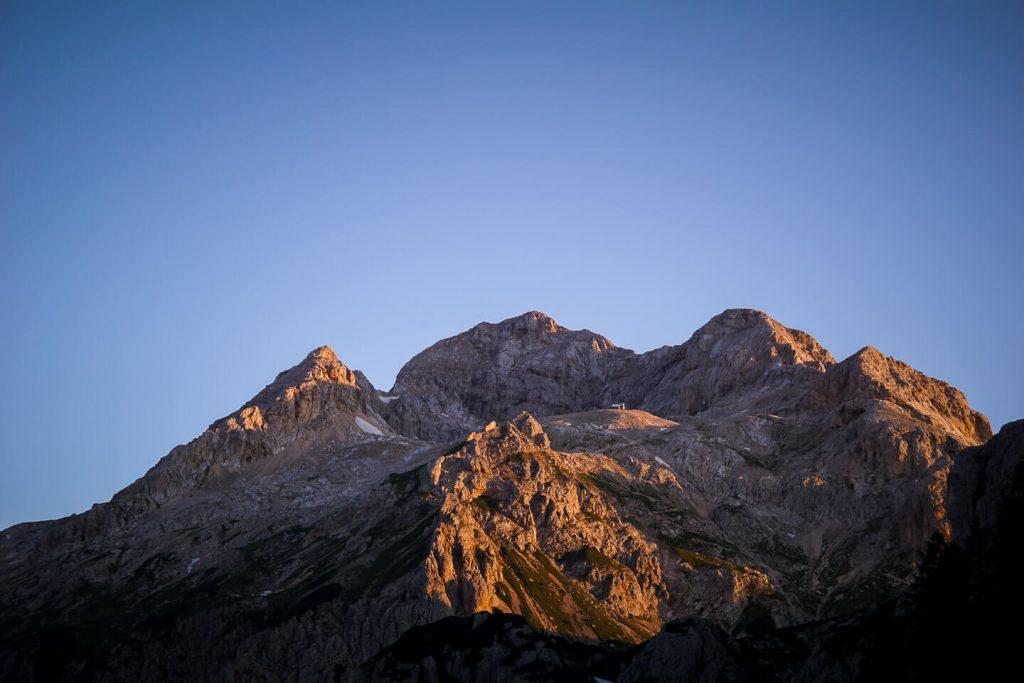 Dom Planika, Mount Triglav, Julian Alps