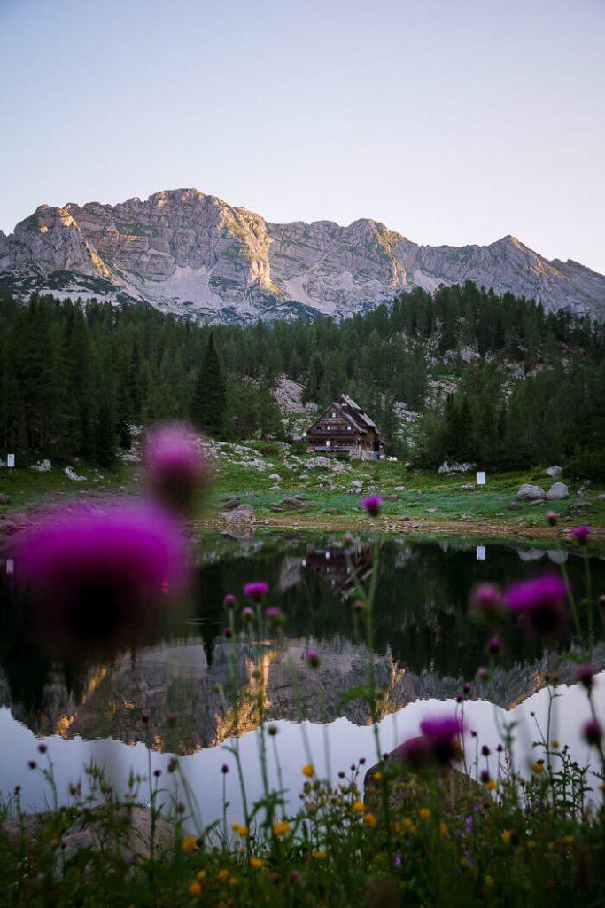 Koča pri Triglavskih jezerih, Julian Alps, Slovenia