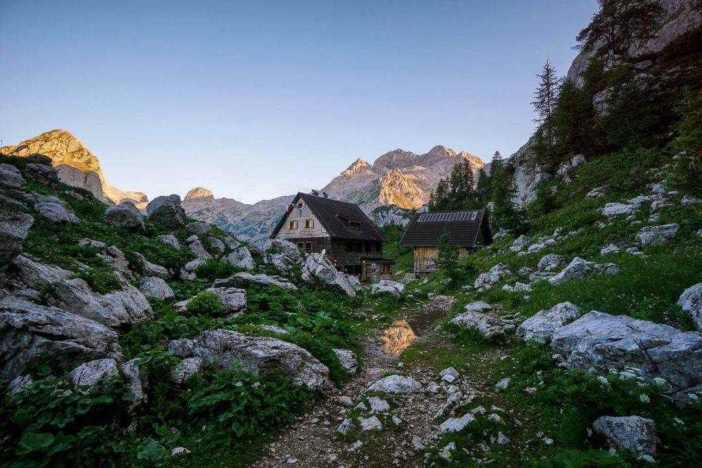 Vodnikov Dom, Julian Alps, Slovenia