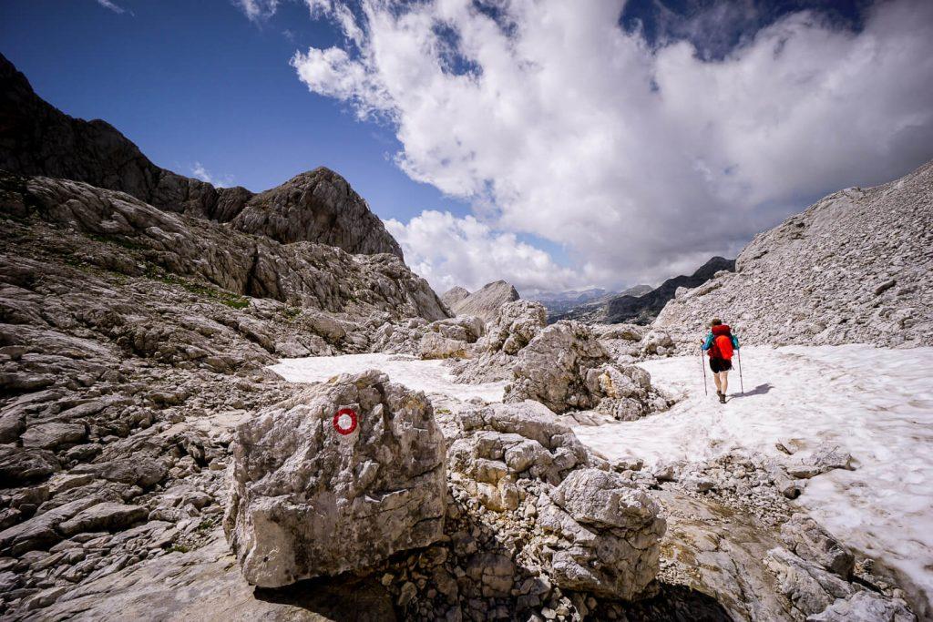 Julian Alps Hut to Hut Hiking, Slovenia