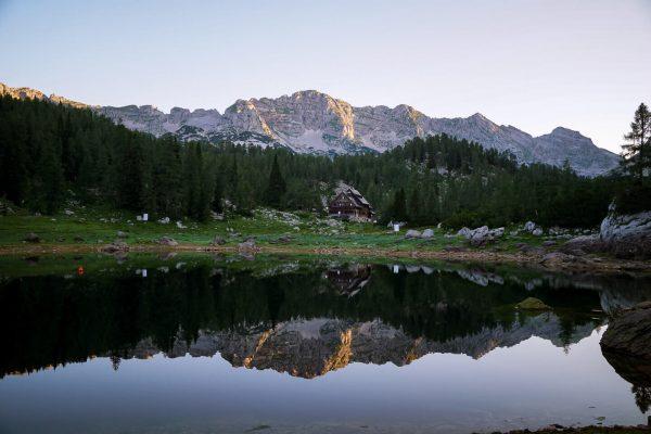 Koča pri Triglavskih jezerih, Triglav Lakes Hut, Slovenia