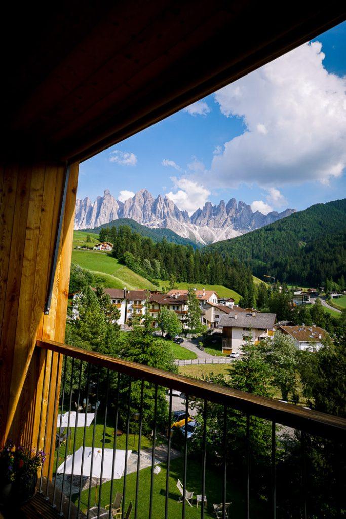 Hotel Tyrol, Val di Funes, Dolomites
