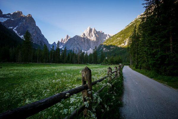 Fischleintal, Sexten Dolomites