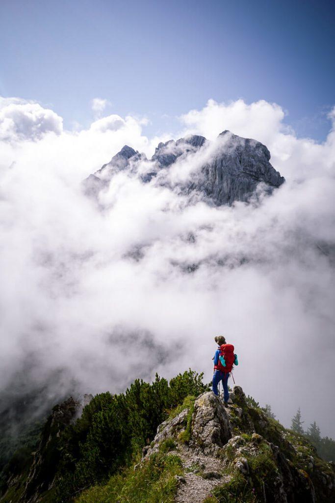 Stripsenkopf, Kaiser Mountains, Tirol, Austria