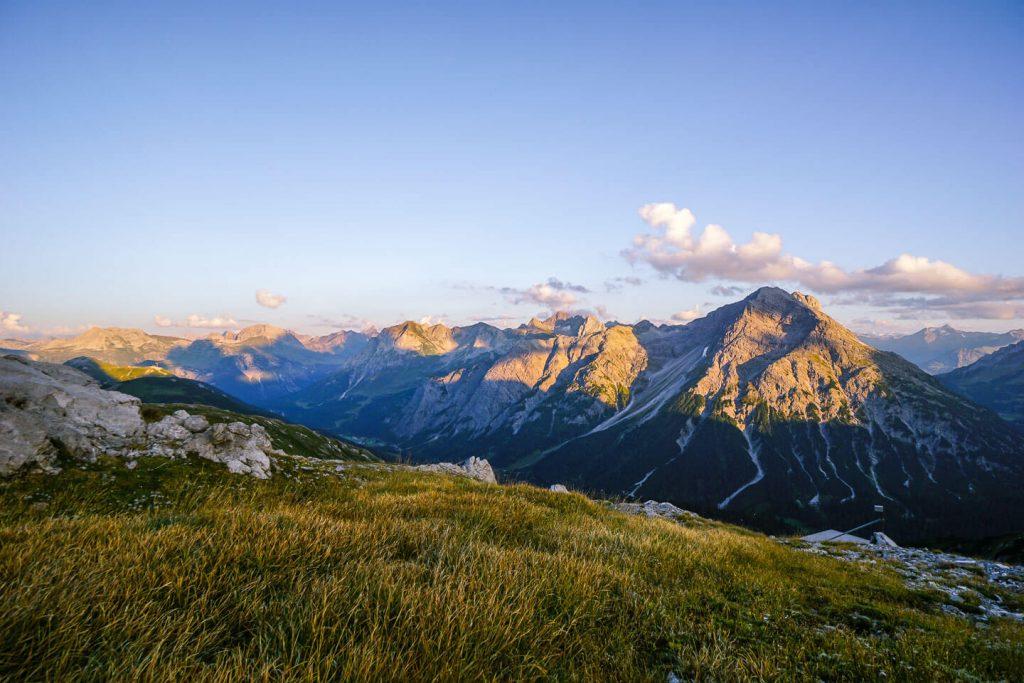 Gamsboden, Lechquellen Mountains, Austria