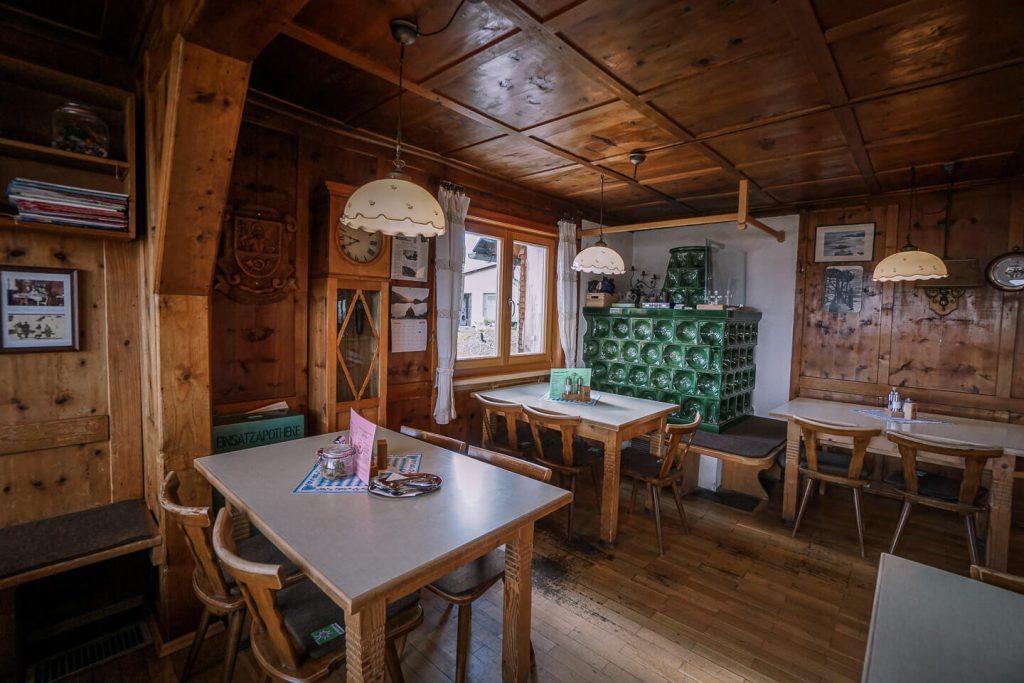Göppinger Hut, Austria