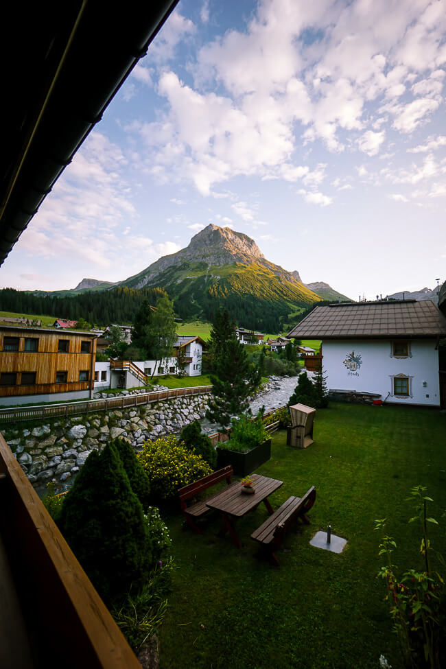 Hotel Auenhof, Lech am Arlberg, Vorarlberg, Austria