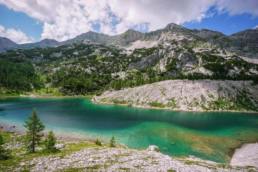 Jezero v Ledvicah, Seven Lakes Valley, Slovenia