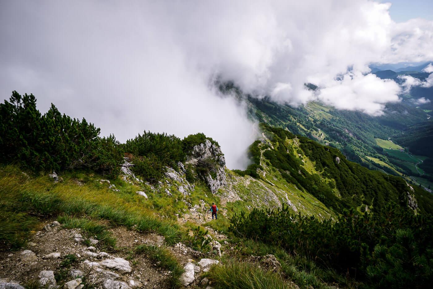 Stripsenkopf Feldberg Ridge, Kaiser Mountains, Austria