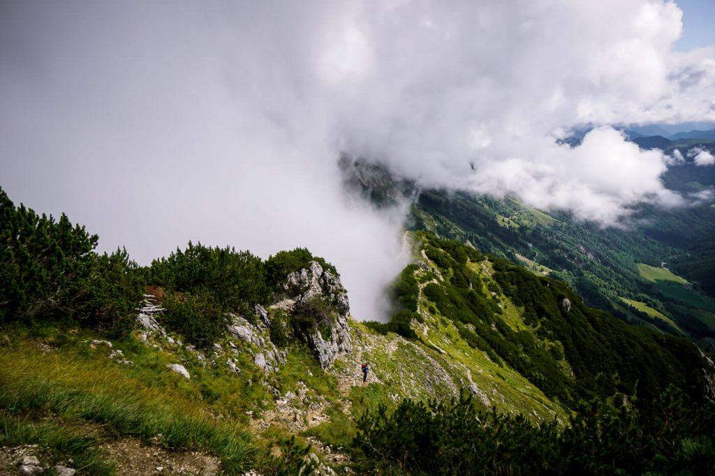 Stripsenkopf Ridge, Kaiser Mountains, Austria