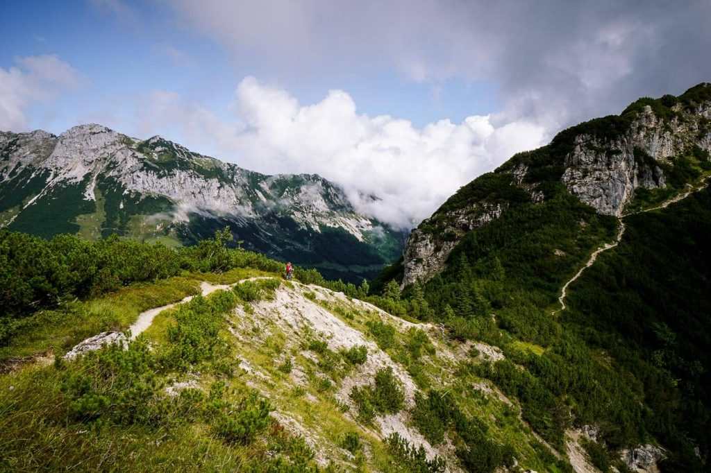 Stripsenkopf - Feldberg Ridge Trail, Kaiser Mountains, Austria