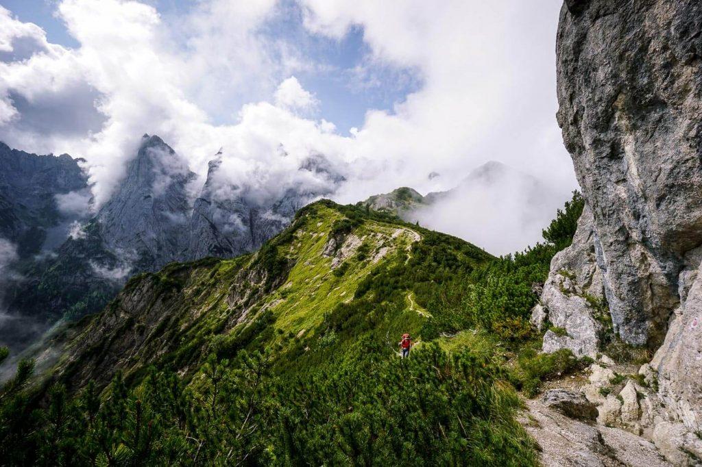 Feldberg - Stripsenjoch Ridge, Kaiser Mountains, Austria
