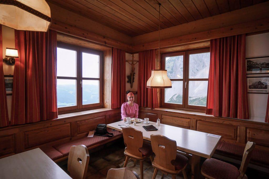 Gruttenhütte, Wilder Kaiser, Austria
