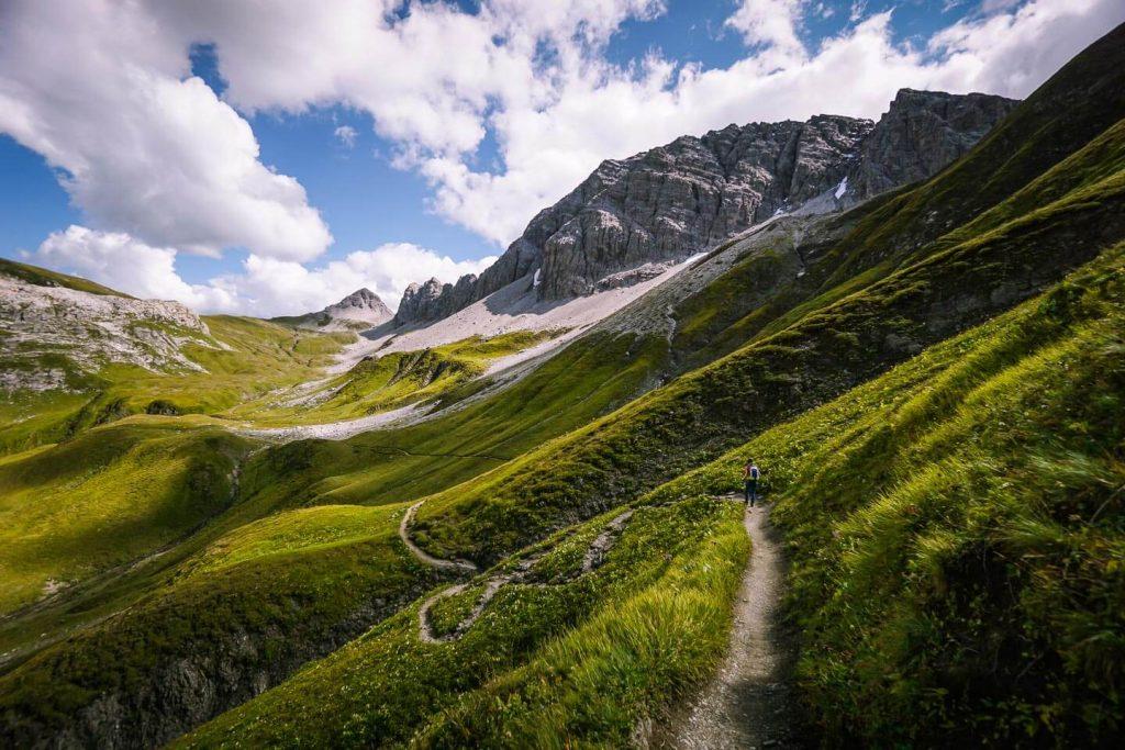 Ochsengümple, Lechtal Alps, Austria