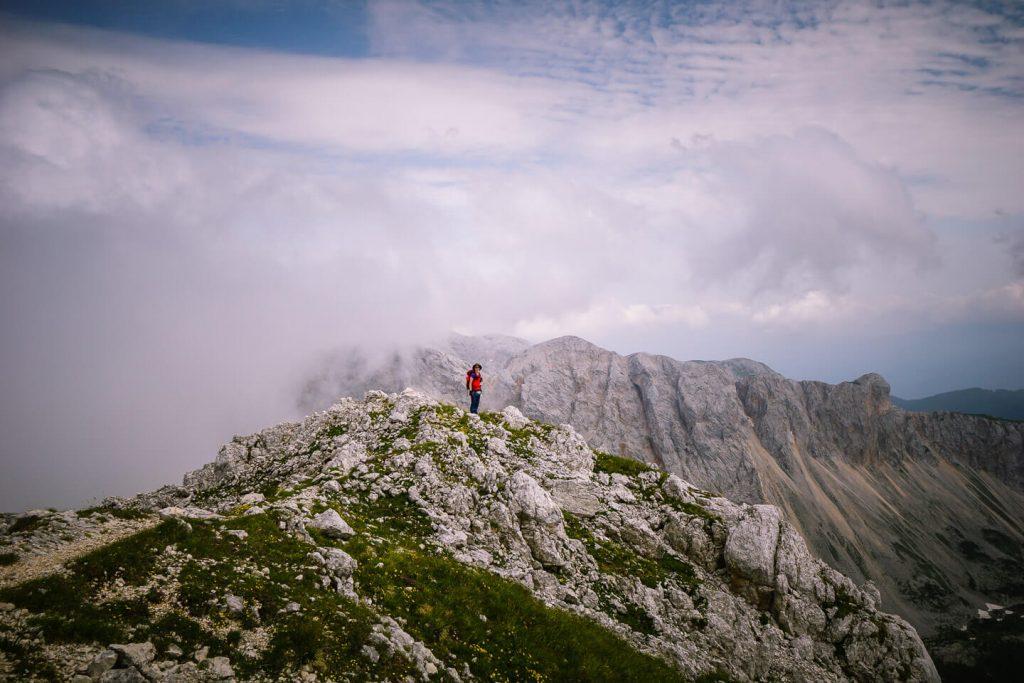 Veliko Špičje, Julian Alps, Slovenia