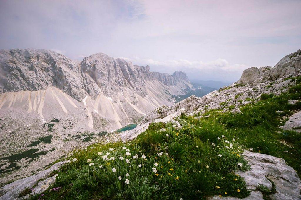 Veliko Špičje Ridge Hike, Slovenia