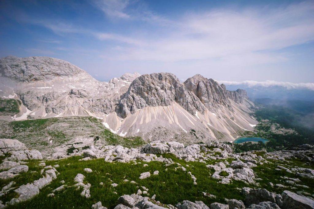 Špičje Ridge Hike, Julian Alps, Slovenia