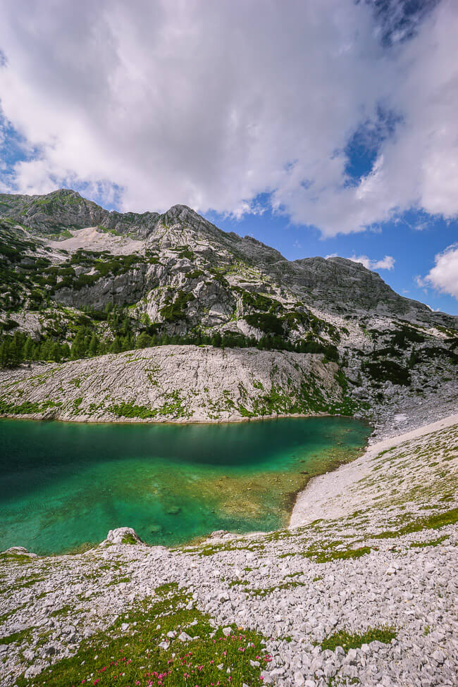 Kidney Lake, Triglav Lakes Valley, Slovenia